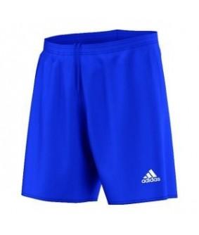 Short Futsal et foot à 5 bleu Slippé Parma 16 adidas