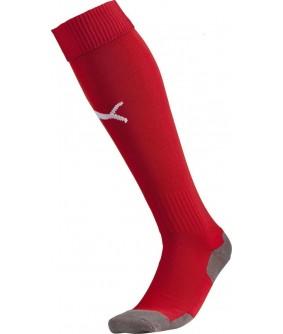 Chaussettes de Futsal et Foot5 Stricker Socks rouges Puma