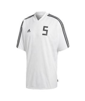 Maillot de futsal et foot5 TANIP ICON blanc adidas