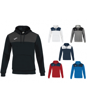 Sweat a capuche de futsal et football Winner Joma