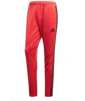 PANTALON D'ENTRAÎNEMENT futsal et football TANGO rouge adidas