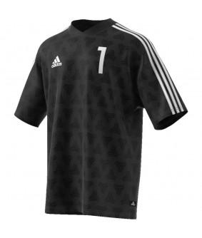 Maillot de futsal et foot a 5 Tanip Icon 1 noir adidas