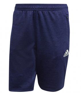 Short bleu d'entrainement football et futsal Tango adidas