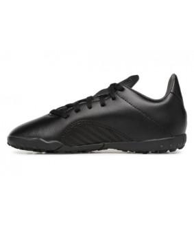 Chaussures de futsal et foot a 5 enfant Noires X Tango 18.4 TF J adidas