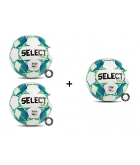 Ballons de Futsal et de Foot5 |Lot de 2 + 1 offert Super Select