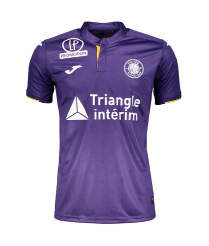 Maillot de football officiel violet Toulouse Football Club 2018/2019 Joma