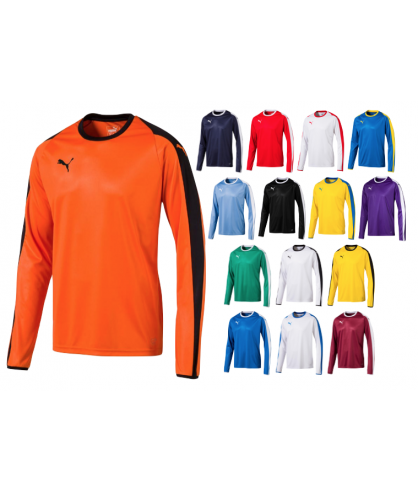 Maillot manches longues Futsal et Foot5 LIGA Jersey PUMA