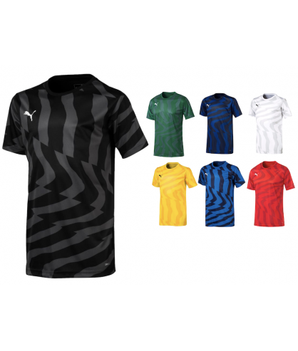 Maillot de match Futsal et Foot 5 Cup Jersey Core Puma FutsalStore