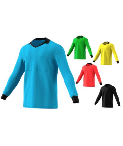 Maillot arbitre Futsal UCL Ref18 JSY LS adidas