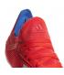 Chaussures de Futsal noires X TANGO 18.3 IN adidas Junior