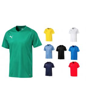 Maillot enfant Futsal et Foot5 LIGA Jersey Core PUMA