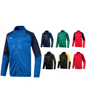 veste enfant futsal et football cup training polyester puma
