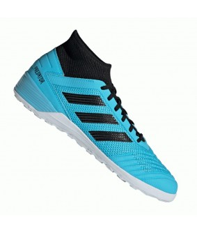 Chaussures Predator Tango 19.3 IN Bleues ADIDAS