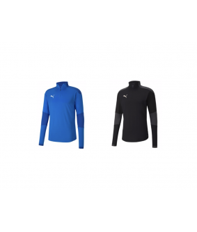 SWEAT ENTRAINEMENT 1/4 ZIP TEAM FINAL PUMA