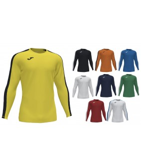 Maillot Futsal et Football à 5 Academy III Manches Longues Joma