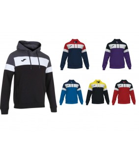 SWEAT de FOOTBALL ET FUTSAL a capuche Crew IV Joma