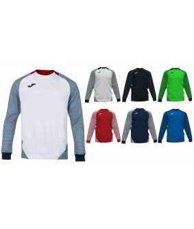 Sweat-shirt de sortie de Football a 5 et Futsal Essential II Joma