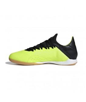 Chaussures pour adultes de Futsal et de foot à 5 jaunes X TANGO 18.3 IN adidas