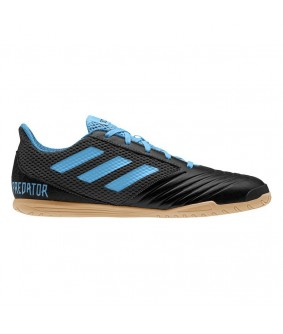 Chaussures de Futsal noires predator 19.4 IN sala adidas