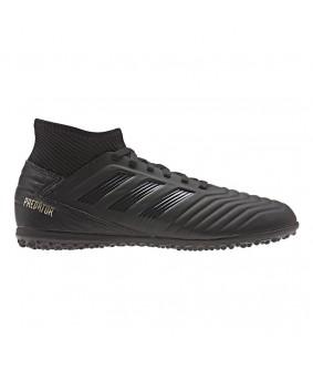 Chaussures pour enfants de Futsal et Foot à 5 noires predator 19.3 TF adidas