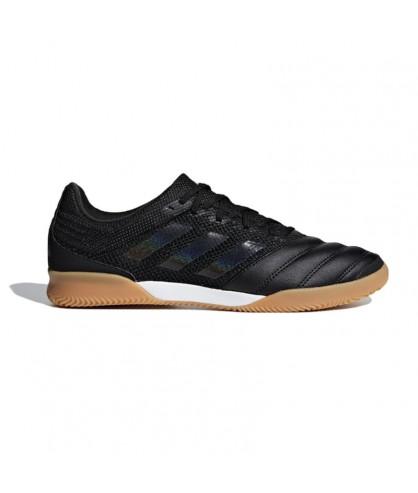 Chaussure Futsal et Football en salle noires Copa 19.3 IN adidas