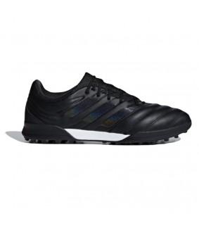 Chaussures pour adultes de Futsal et Foot à 5 noires Copa 19.3 TF adidas