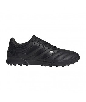 Chaussures de Futsal et Foot 5 blanches Copa 19.3 TF adidas