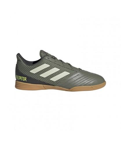 Chaussures pour enfants de Futsal et de Foot à 5 Adidas Prédator 19.4 IN SALA