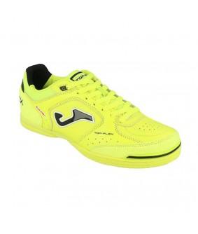 Chaussures de Futsal bleues Top Flex IN Joma