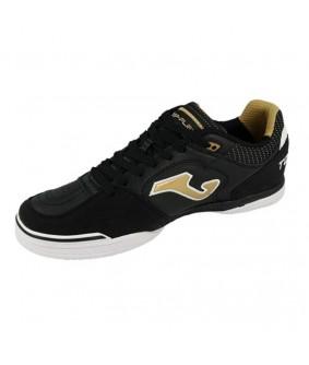 Chaussures de Futsal Top Flex Noires IN Joma