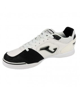 Chaussures de Futsal Top Flex blanches IN Joma