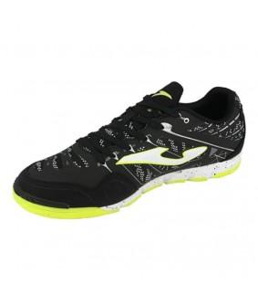 Chaussures pour adultes de Futsal et Foot5 noires Super Regate IC Joma
