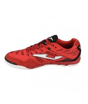 Chaussure de Futsal et Foot5 rouge Super Regate IC Joma