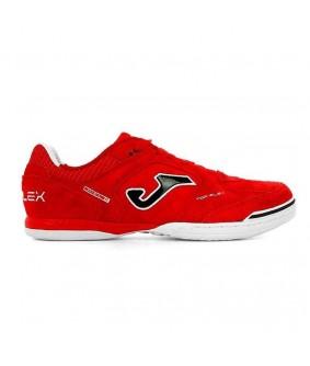 Chaussure de Futsal et de Foot 5 Top Flex rouge IC Joma