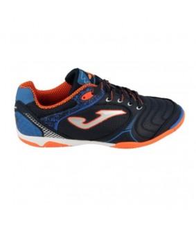 Chaussures pour adultes de Futsal et Foot à 5 Bleu Navy Dribling Joma IN