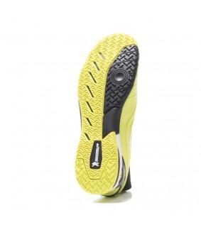 Chaussures pour adultes de Futsal et de Foot à 5 Tactico jaunes JOMA