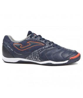 Chaussures pour adultes de Futsal et de Foot à 5 Dribling 823 bleue IN Joma