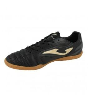 Chaussures pour adultes de Futsal et de Foot à 5 Aguila 818 noire IN Joma