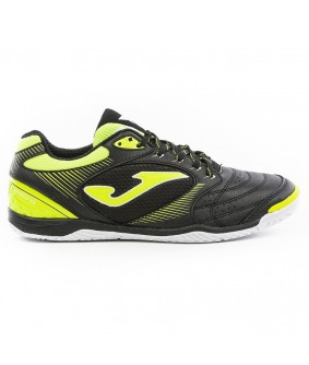 Chaussures pour adultes de Futsal Dribling 901 black-fluor IN Joma