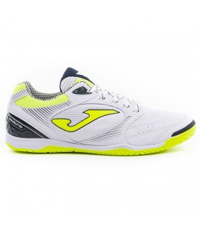 Chaussures pour adultes de Futsal et Foot à 5 Dribling 902 white IN Joma
