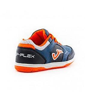 Chaussures de Futsal enfant Top Flex 905 Navy IN Joma