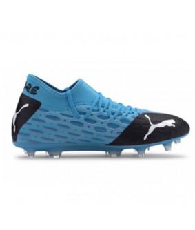 Chaussures pour adultes de football à crampons FUTURE 5.2 NETFIT bleues Puma