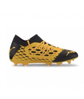 CHAUSSURES DE FOOTBALL FUTURE 5.3 NETFIT JAUNES PUMA