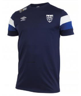 Maillot d entrainement Bora Marine officiel Umbro AS Saint Brice Courcelles