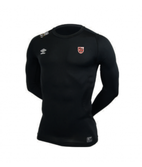 Maillot technique Noir officiel Umbro FC SILLERY