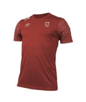 Maillot d entrainement Marl officiel Umbro FC SILLERY