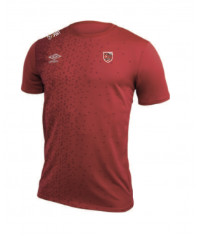 Maillot training match officiel Umbro FC SILLERY