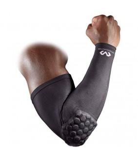 Manchon de protection noir Futsal HEX Mc David