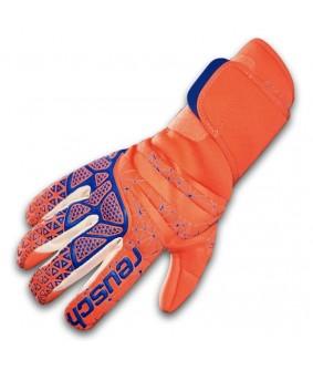 Gants de Football et Futsal orange Pure Contact G3 Fusion Reusch