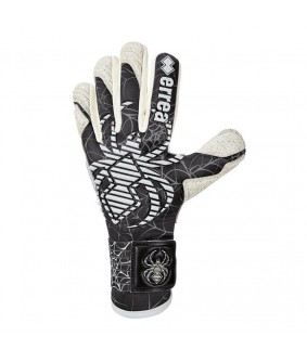 Gants de Football et Futsal Black Spyder Celebration Junior Errea